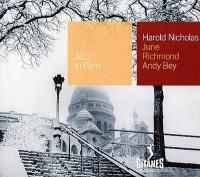 Harold Nicholas, June Richmond & Andy Bey