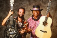 Bob Brozman & Ledward Kaapana