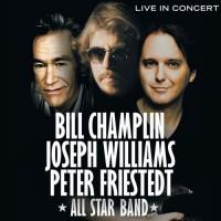 Joseph Williams, Peter Friestedt, Bill Champlin