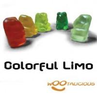 Colorful Limo