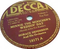 Horace Henderson & His Orchestra