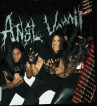 Anal Vomit