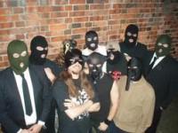 Ten Masked Men