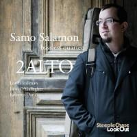 Samo Salamon Bassless Quartet