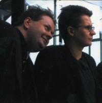 Wolfram Spyra & Chris Lang