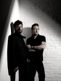 Julian Lennon & James Scott Cook