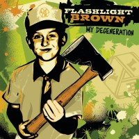 Flashlight Brown