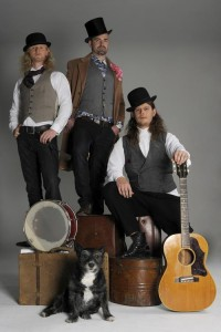 The Martin Harley Band