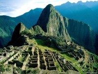 Machu Picchu of the Andes