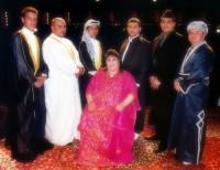 Farida & The Iraqi Maqam Ensemble