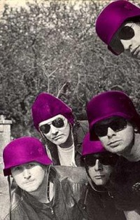 The Purple Helmets