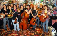 The Daughters of Bluegrass