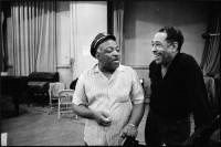 Duke Ellington & Count Basie