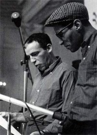 Buddy Rich & Max Roach