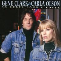 Gene Clark & Carla Olson