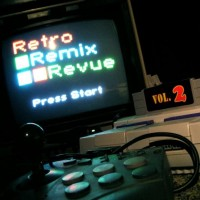 Retro Remix Revue