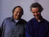 Nusrat Fateh Ali Khan & Michael Brook