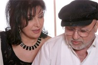 Vicky Almazidou & Milcho Leviev