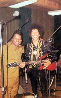 Jimi Hendrix & Curtis Knight