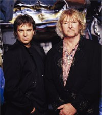 Chris Squire & Billy Sherwood