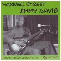 Maxwell Street Jimmy Davis