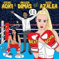 Steve Aoki & Angger Dimas