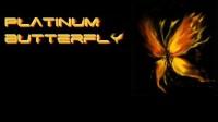 Platinum Butterfly
