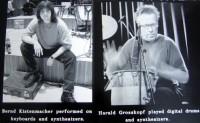 Bernd Kistenmacher & Harald Grosskopf