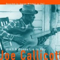 Mississippi Joe Callicott