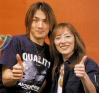 Noriko Matsueda &  Takahito Eguchi