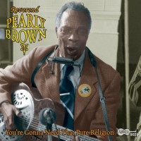 Rev. Pearly Brown