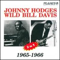 Johnny Hodges & Wild Bill Davis