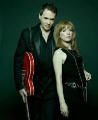 Peter Karp & Sue Foley