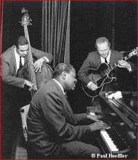 Oscar Peterson & Joe Pass & Ray Brown